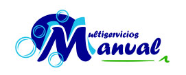 logo multiservicios manual